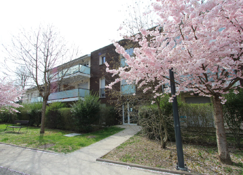 Appartement à vendre 43m2 à Saint-Genis-Pouilly