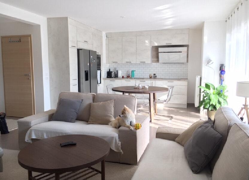 Appartement à vendre 81m2 à Saint-Genis-Pouilly