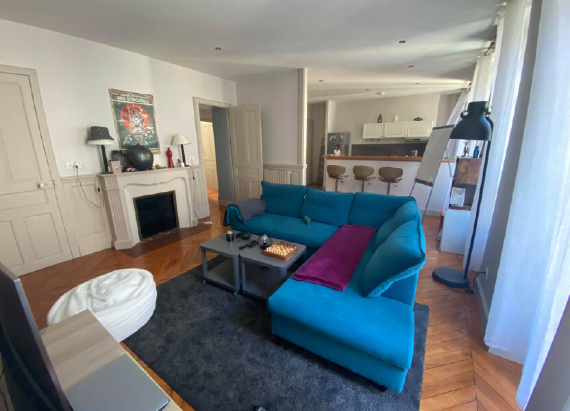 Appartement à louer 94m2 à Saint-Flour