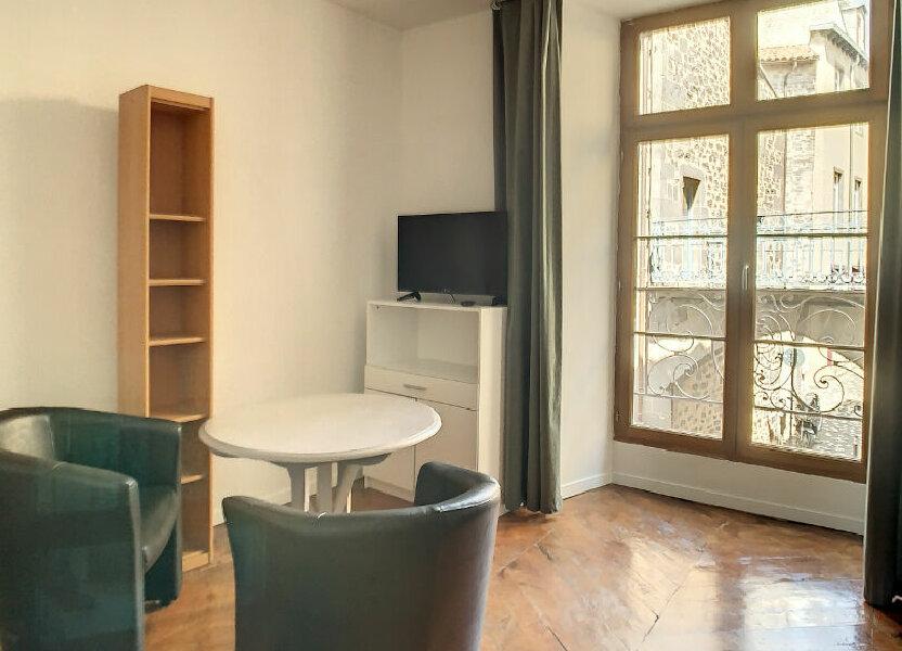 Appartement à louer 22.6m2 à Saint-Flour