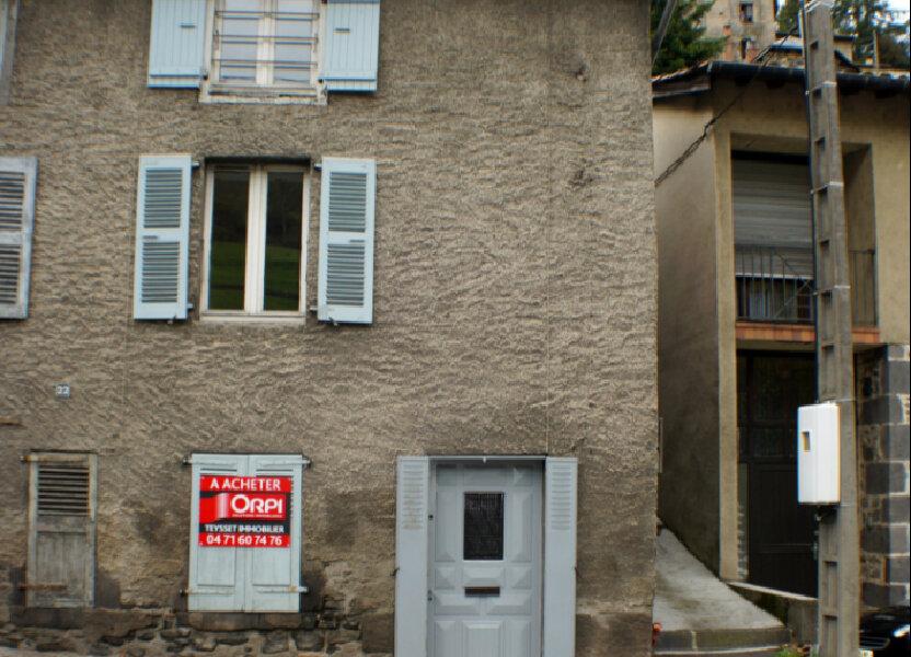 Maison à vendre 82m2 à Saint-Flour