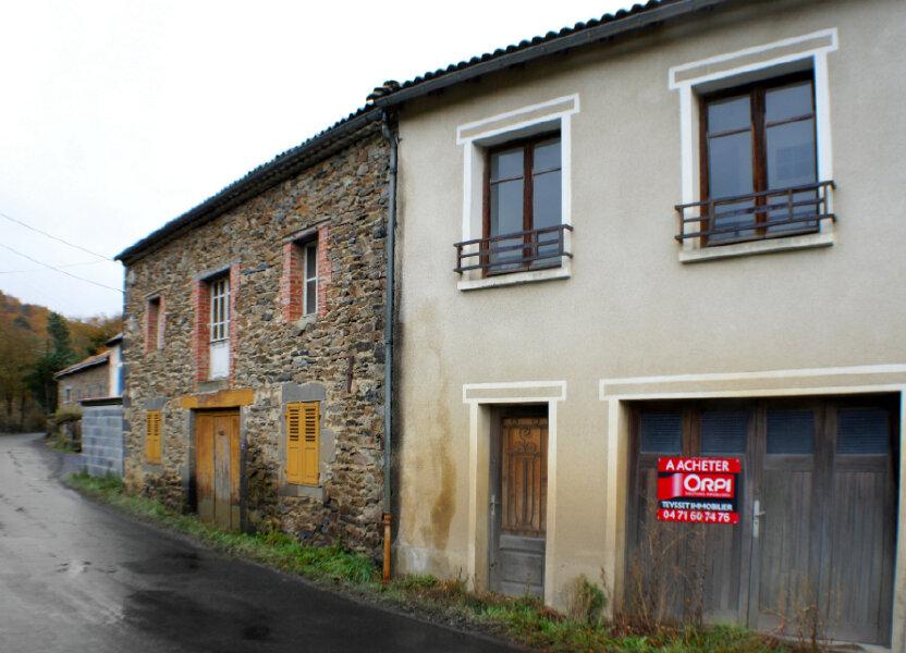 Maison à vendre 124m2 à Saint-Georges