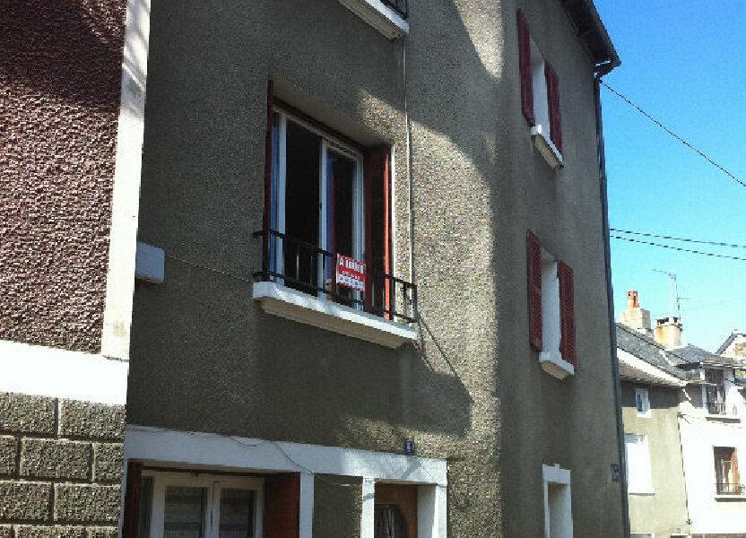 Maison à louer 77.9m2 à Chaudes-Aigues
