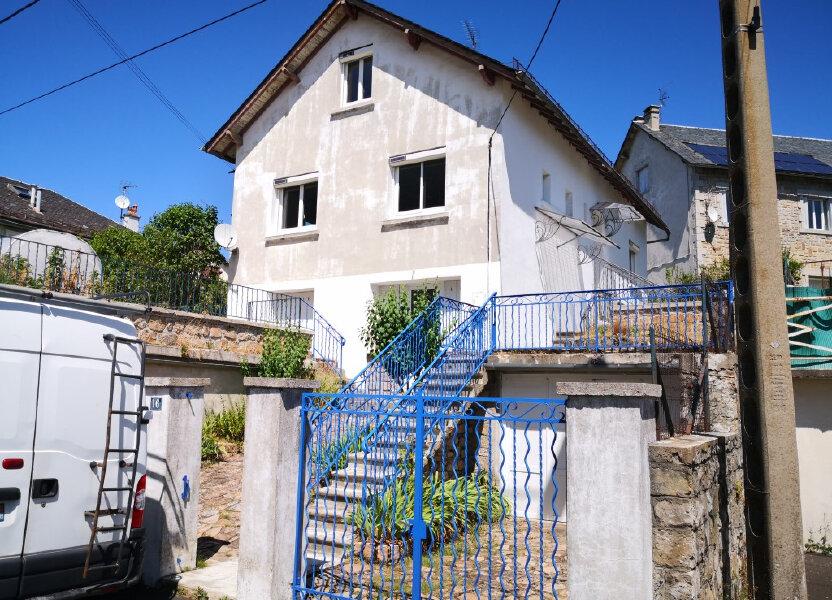 Maison à louer 98.87m2 à Saint-Chély-d'Apcher