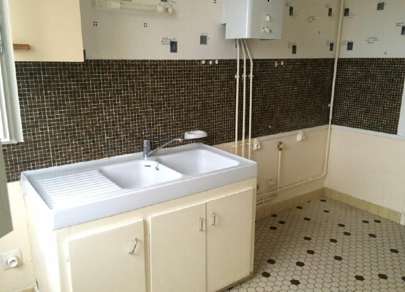 Appartement à louer 45.73m2 à Nevers