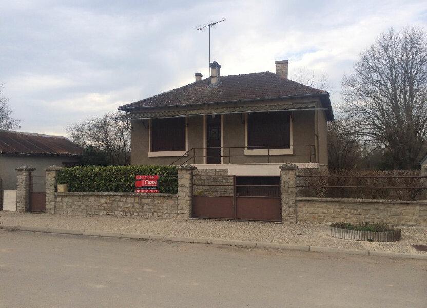 Maison à louer 65m2 à Avril-sur-Loire