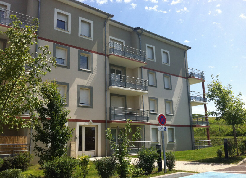 Appartement à louer 37m2 à Nevers