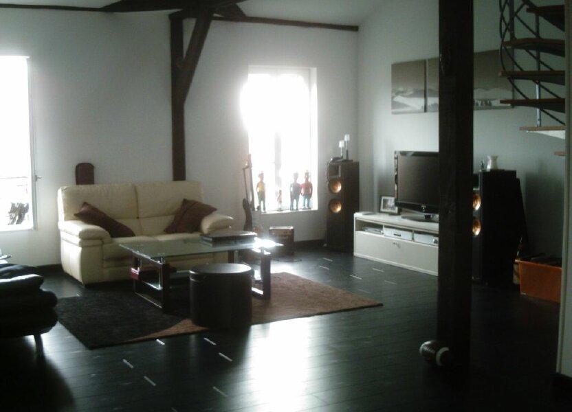 Appartement à louer 110m2 à Bourges