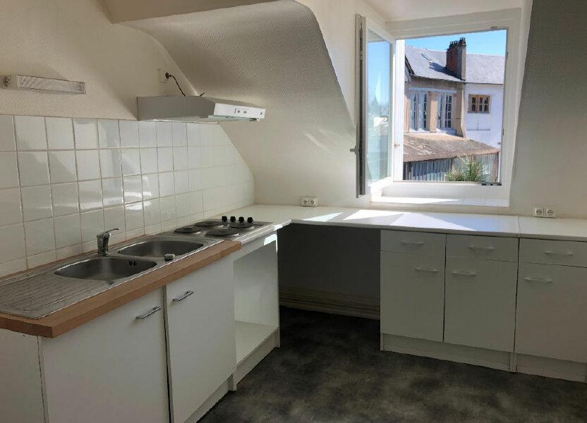 Appartement à louer 71m2 à Nevers