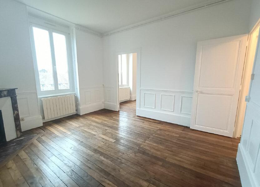 Appartement à louer 48.35m2 à Nevers