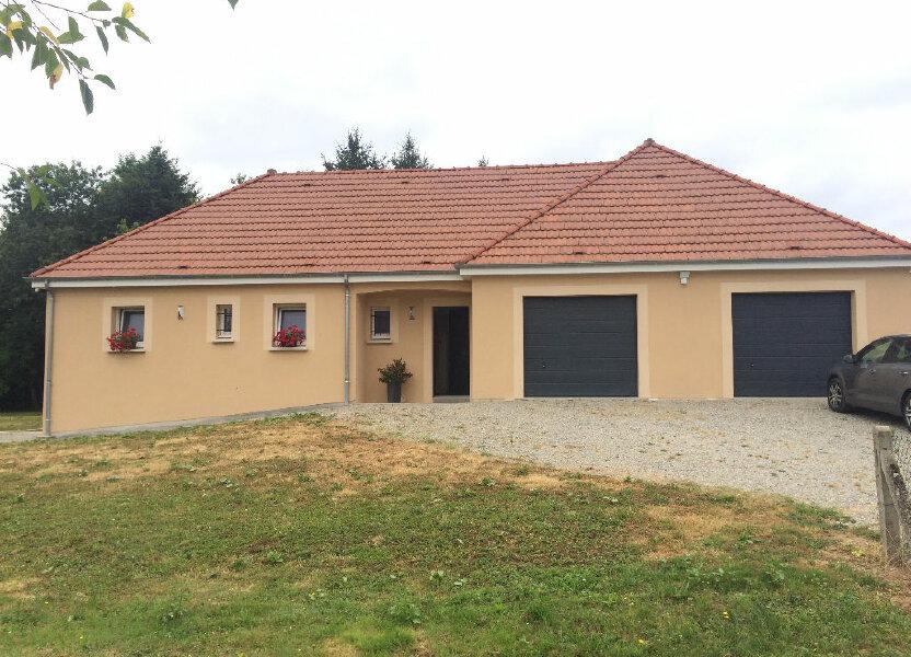 Maison à louer 148.41m2 à Coulanges-lès-Nevers