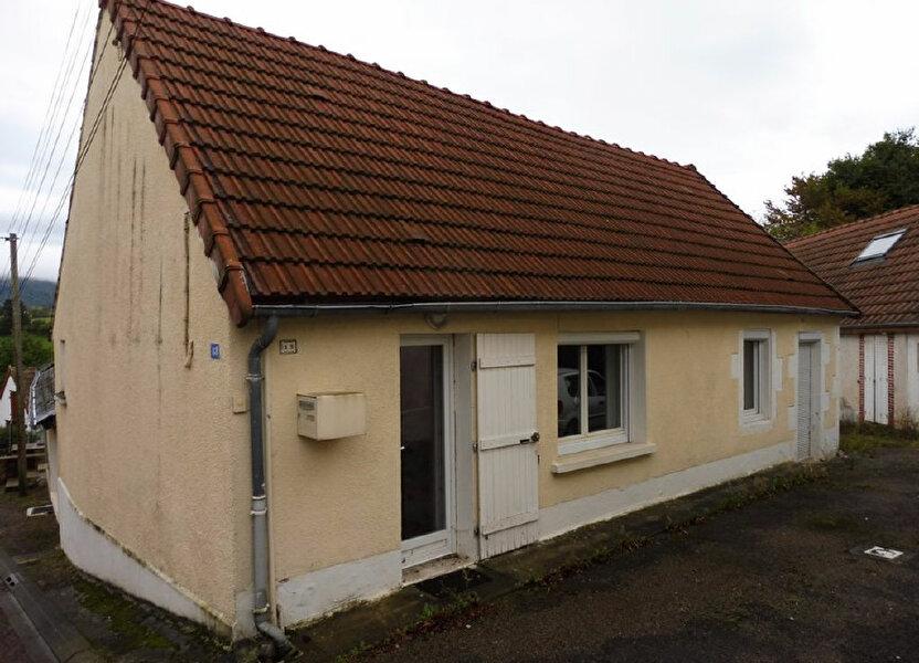 Maison à vendre 62m2 à Saint-Honoré-les-Bains
