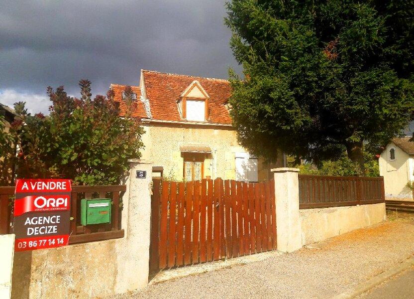 Maison à vendre 58m2 à Saint-Léger-des-Vignes