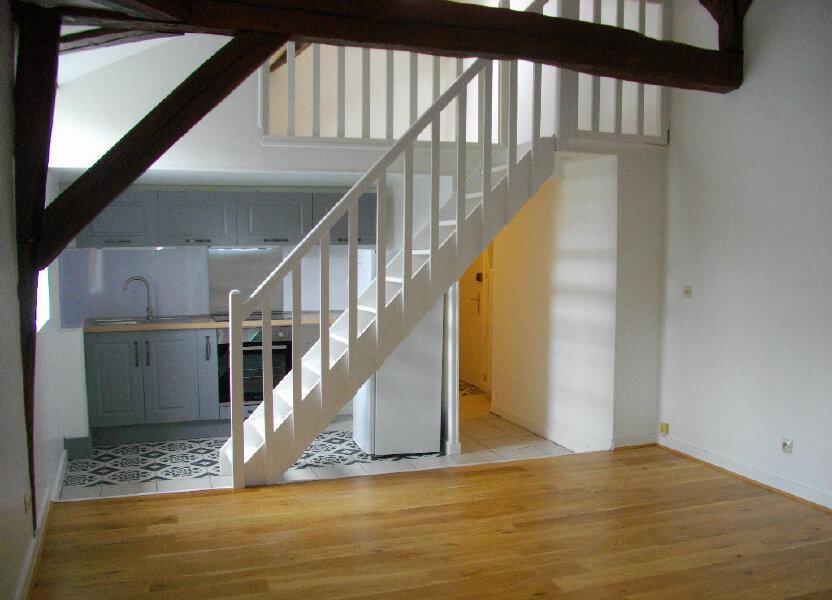 Appartement à louer 31.02m2 à Bourges