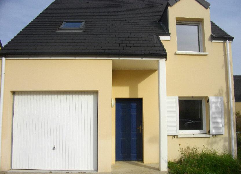 Maison à louer 83.77m2 à Bourges