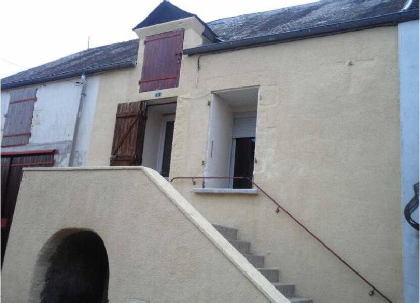 Maison à louer 56.7m2 à Champvert