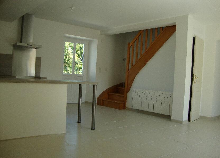 Maison à louer 83.8m2 à Nohant-en-Goût