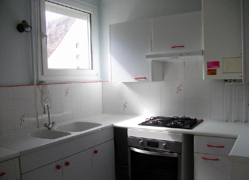 Appartement à louer 56.2m2 à Bourges