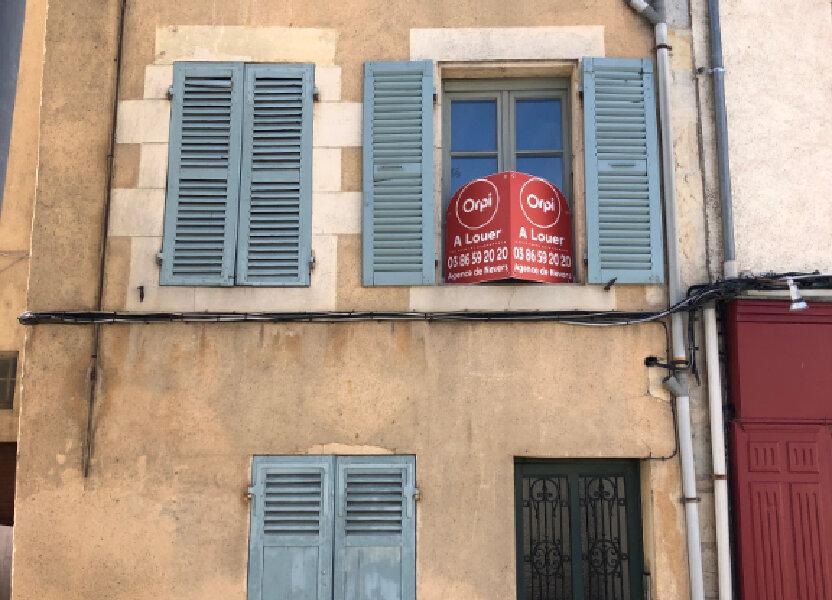 Appartement à louer 23.04m2 à Nevers