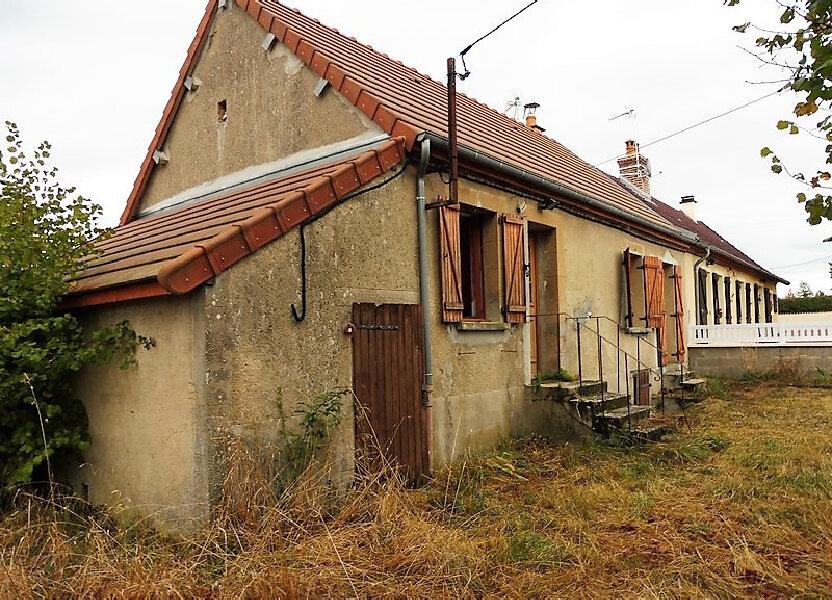 Maison à vendre 60m2 à La Nocle-Maulaix