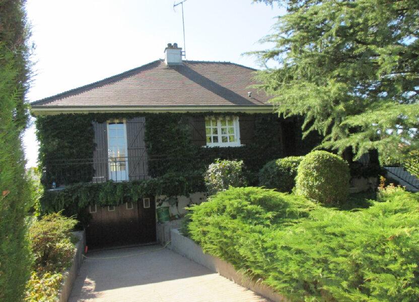 Maison à vendre 120m2 à La Chapelle-Saint-Ursin