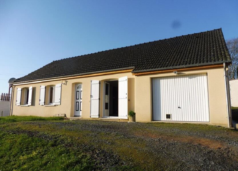 Maison à vendre 101m2 à Champvert