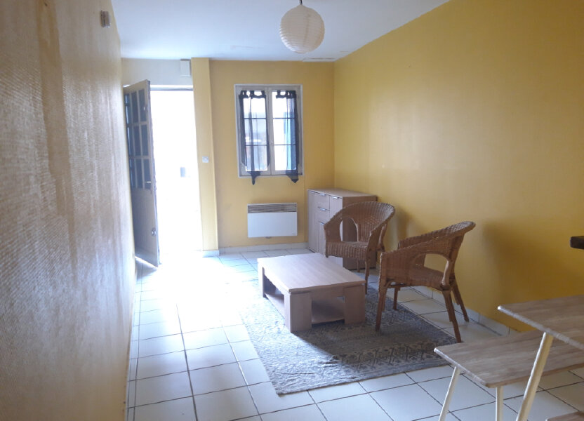 Appartement à louer 29.17m2 à Nevers