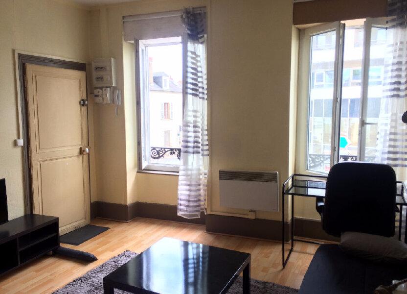 Appartement à vendre 19.67m2 à Nevers
