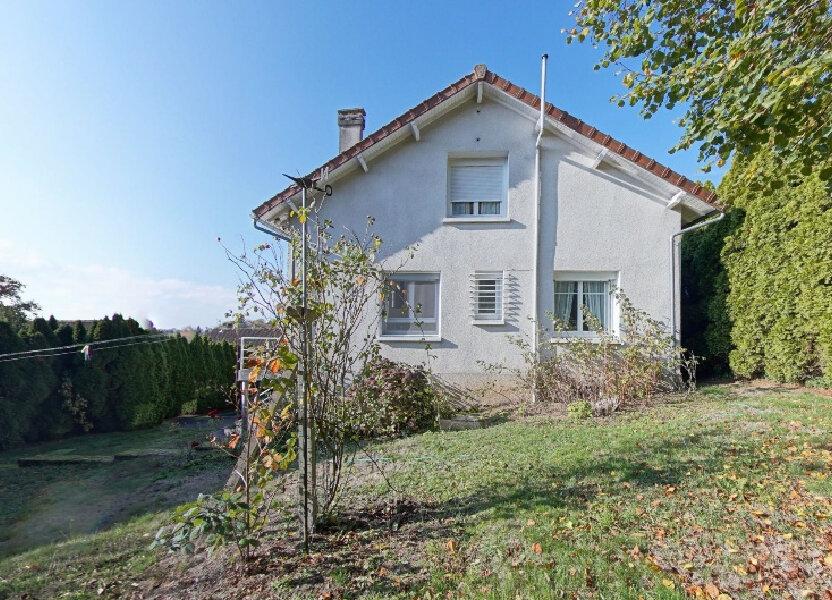 Maison à vendre 94m2 à Saint-Pardoux