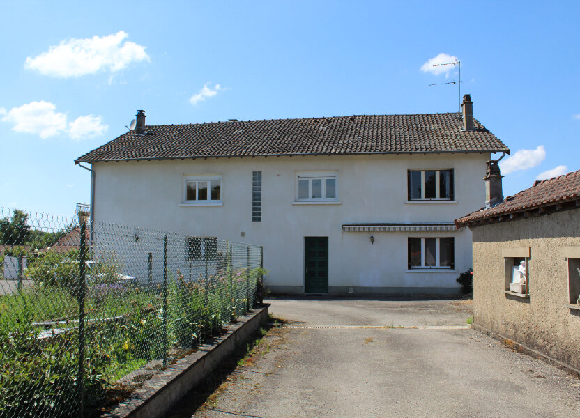 Maison à vendre 182.9m2 à Saint-Priest-Taurion