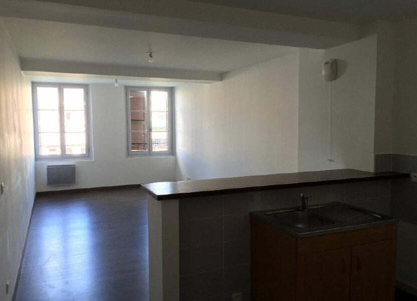 Appartement à louer 43m2 à Bayonne