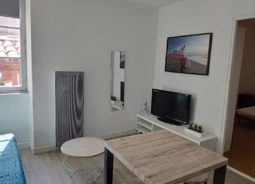 Appartement à louer 37m2 à Bayonne