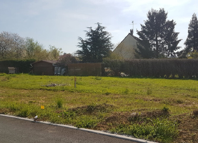Terrain à vendre 341m2 à Charly-sur-Marne