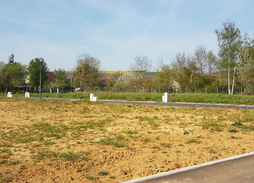 Terrain à vendre 482m2 à Charly-sur-Marne