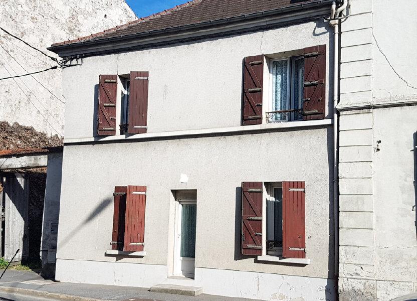 Maison à vendre 75m2 à La Ferté-sous-Jouarre