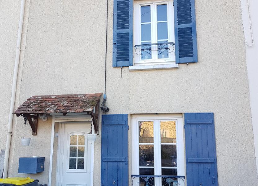 Maison à vendre 80m2 à Luzancy