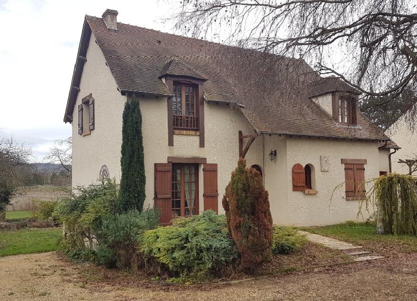Maison à vendre 120m2 à Saâcy-sur-Marne