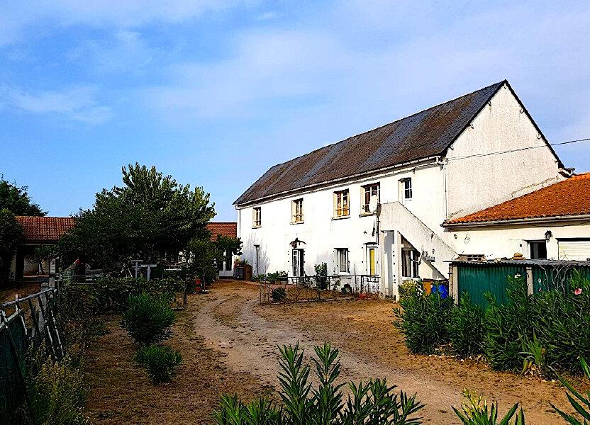 Maison à vendre 191m2 à Longeville-sur-Mer