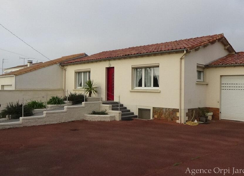 Maison jard sur mer 151 5 m t 6 vendre 372 750 orpi for Assurer un garage hors residence