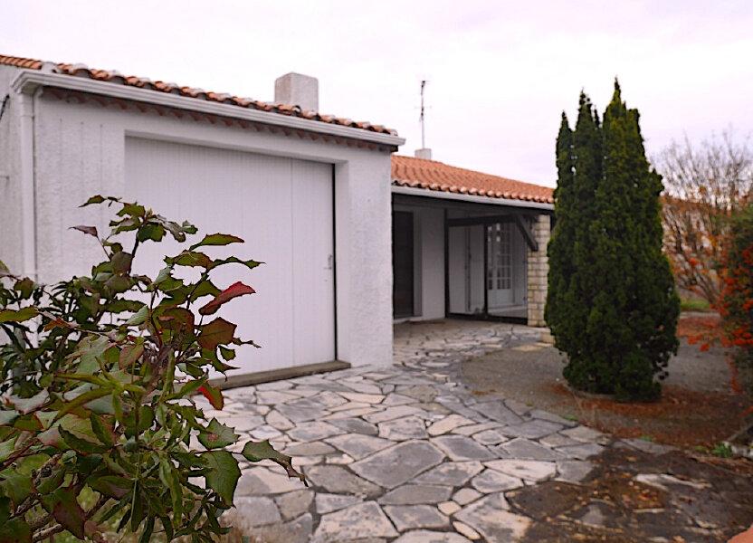 Maison à vendre 95m2 à L'Aiguillon-sur-Mer