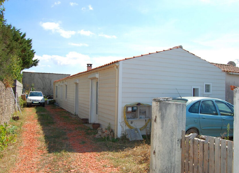 Maison à vendre 121m2 à Longeville-sur-Mer