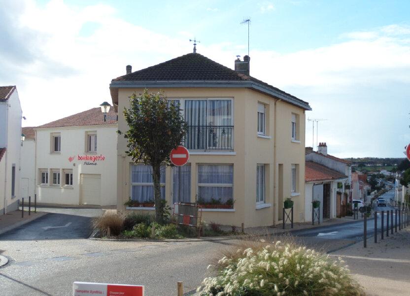 Maison à vendre 138m2 à Longeville-sur-Mer