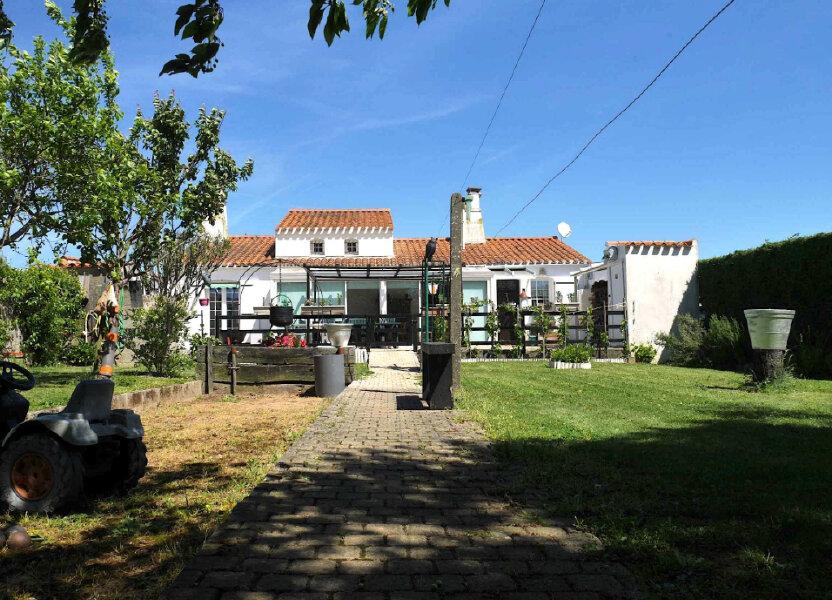 Maison à vendre 128m2 à Le Bernard