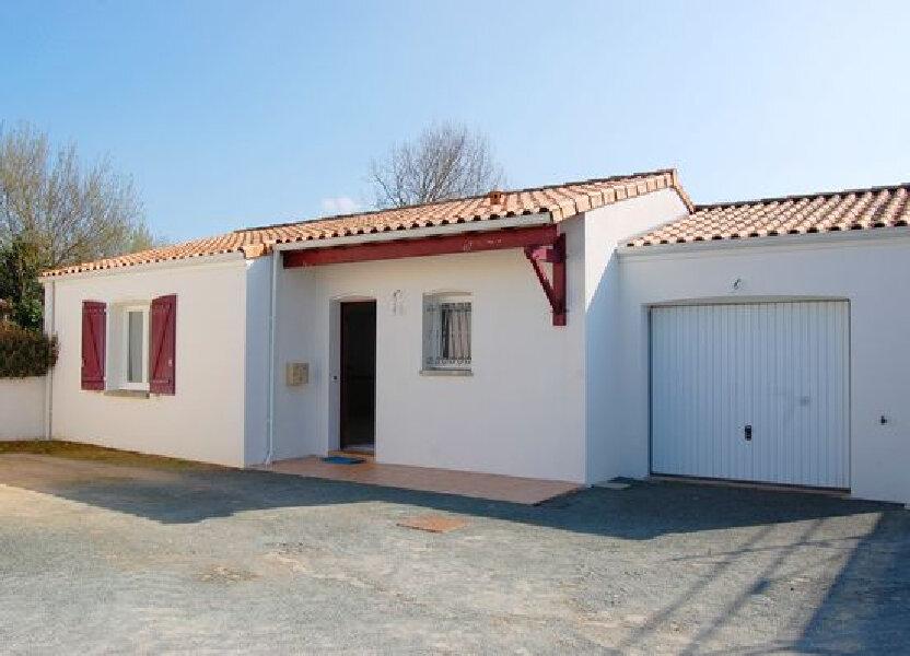 Maison à vendre 67m2 à La Tranche-sur-Mer