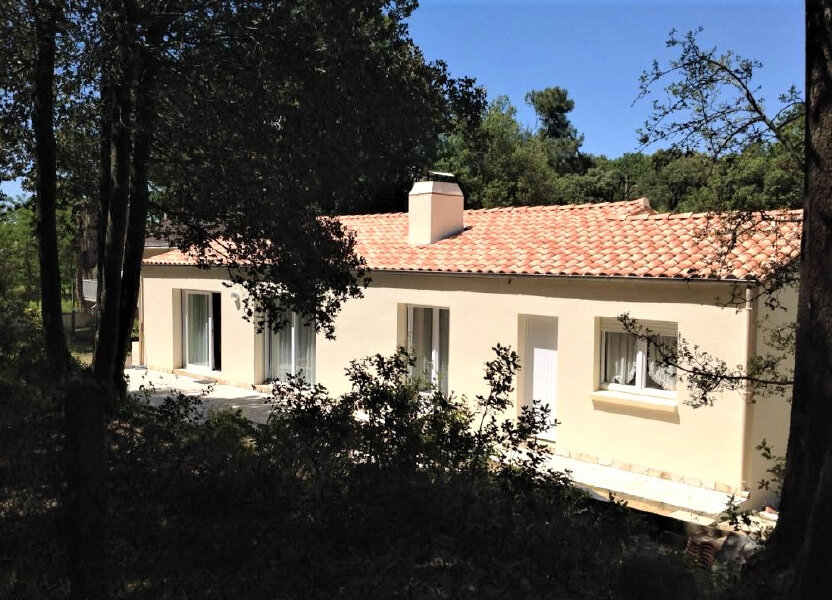 Maison à vendre 87m2 à Jard-sur-Mer