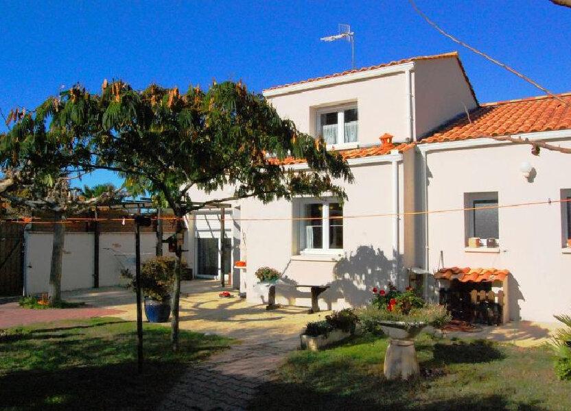 Maison à vendre 152m2 à La Tranche-sur-Mer