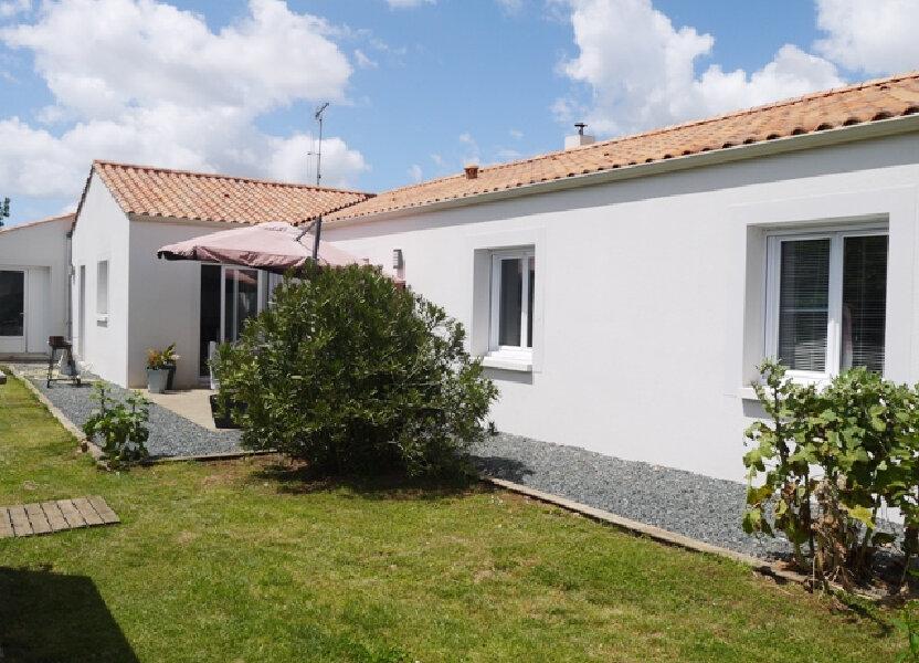 Maison à vendre 136m2 à Saint-Michel-en-l'Herm