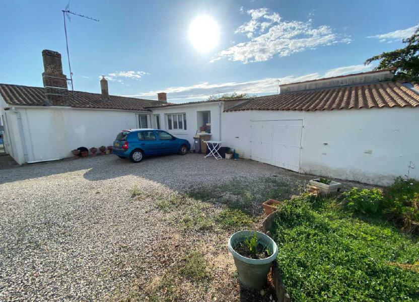 Maison à vendre 69m2 à Longeville-sur-Mer