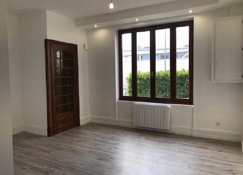 Maison à louer 88.94m2 à Vaulx-en-Velin
