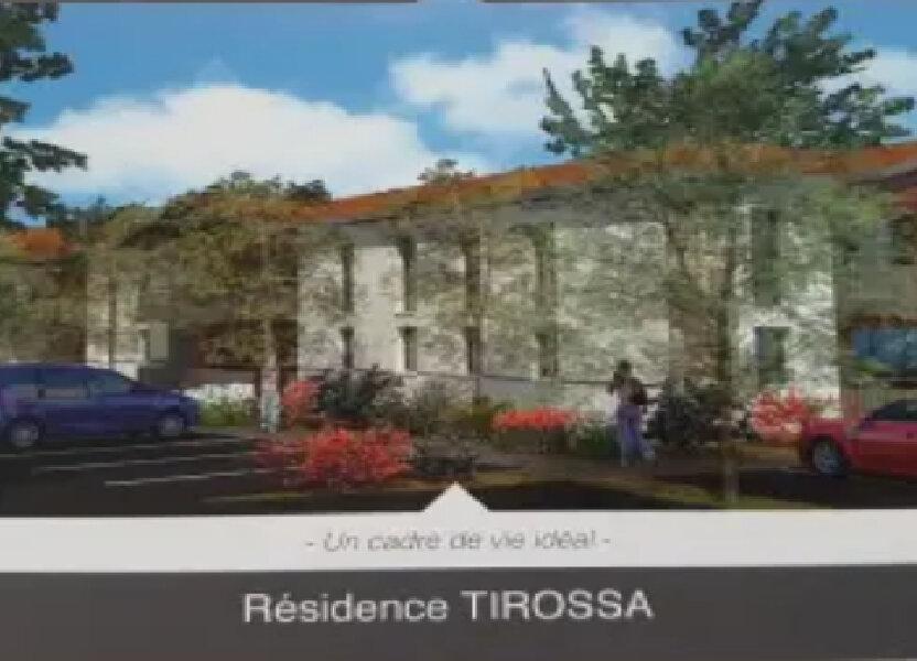 Appartement à louer 45.4m2 à Saint-Vincent-de-Tyrosse